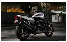 Nueva Harley Davidson XR1200X