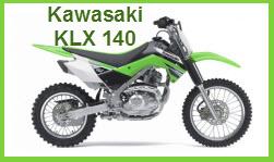 Kawasaki KLX 140  Colombia