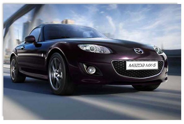 Mazda MX-5 Spring 2012