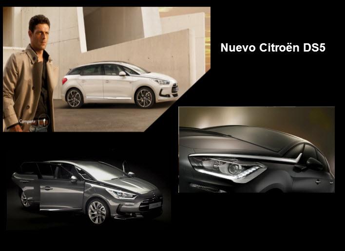 Nuevo Citroën DS5