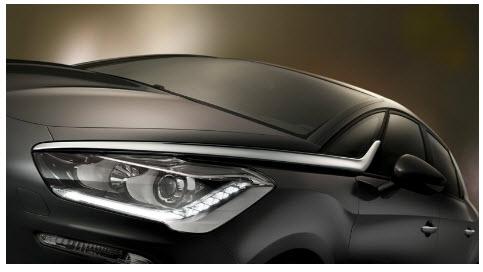 Nuevo Citroën DS5 farolas