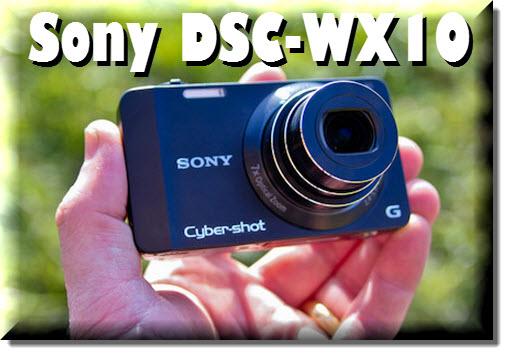 Sony DSC-WX10