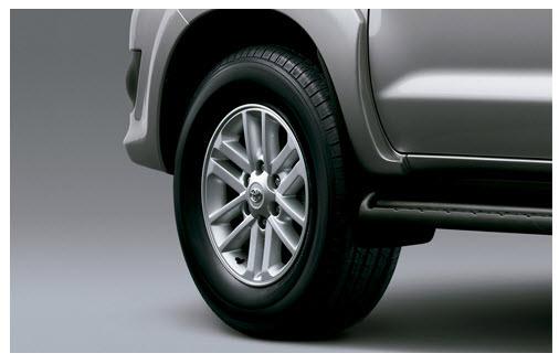 Toyota Fortuner Urbana 4x2 2012