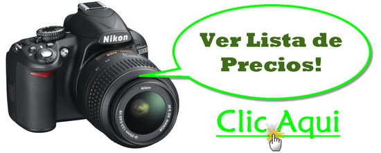listado de ofertas de Nikon D3100