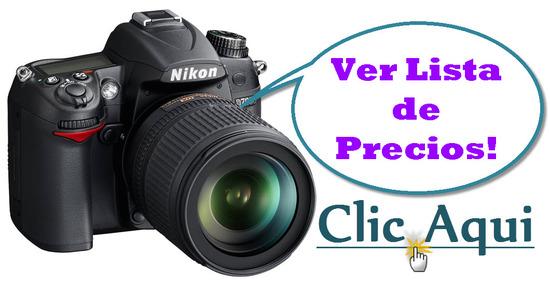 listado de ofertas de Nikon D7000