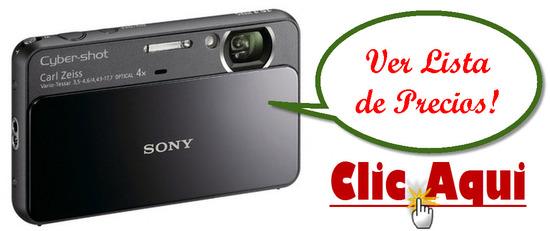 listado de ofertas de Sony DSC-T110