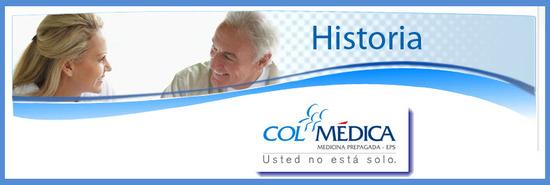 Col medica Historia