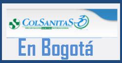 Direcciones y Teléfonos de las sucursales Colsanitas EPS  en Bogotá.