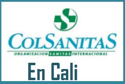 Direcciones y Teléfonos de las sucursales Colsanitas EPS  en Cali.