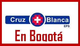 Direcciones y Teléfonos de las sucursales Cruz Blanca EPS en Bogotá