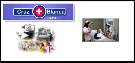 Dirección Cruz Blanca EPS en Medellin