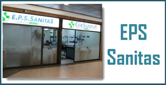 Dirección EPS Sanitas en Cartagena