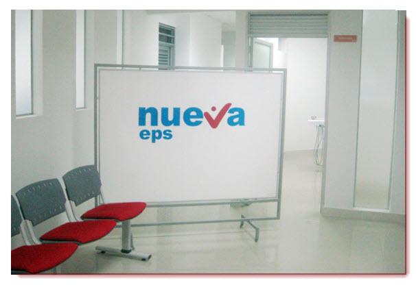 Dirección Nueva EPS en Armenia