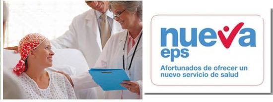Direccion Nueva EPS en Bucaramanga