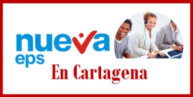 Direcciones y Teléfonos de las sucursales Nueva EPS en Cartagena.