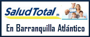 Direcciones y Teléfonos de las sucursales EPS Salud Total en Barranquilla Atlántico.
