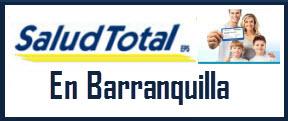 Direcciones y Teléfonos de las sucursales EPS Salud Total en Barranquilla.