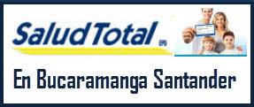 Direcciones y Teléfonos de las sucursales EPS Salud Total en Bucaramanga Santander.