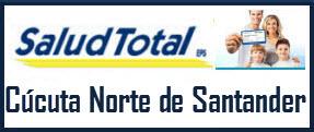 Direcciones y Teléfonos de las sucursales EPS Salud Total en  Cúcuta Norte de Santander.