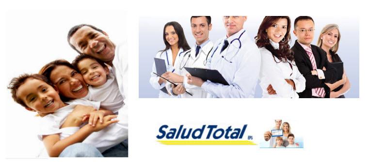 Direcciones de las Sucursales EPS Salud Total en San Andres