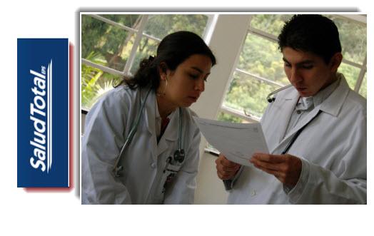 Direcciones y teléfono de la EPS Salud Total en Medellin Antioquia