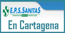Direcciones y Teléfonos de las sucursales EPS Sanitas en Cartagena.
