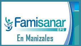 Direcciones y Teléfonos de las sucursales Famisanar EPS  en Manizales.