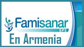 Direcciones y Teléfonos de las sucursales Famisanar EPS  en Armenia.