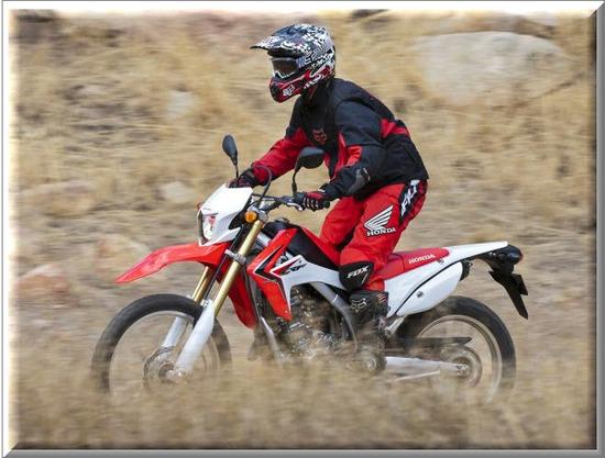 Honda CRF250 L 2012