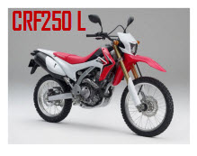 Nueva Honda CRF250 L