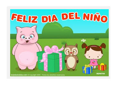 Imagen para el Facebook Dia del Niño