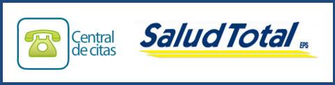 Lineas de citas EPS Salud Total Cucuta Norte de Santander