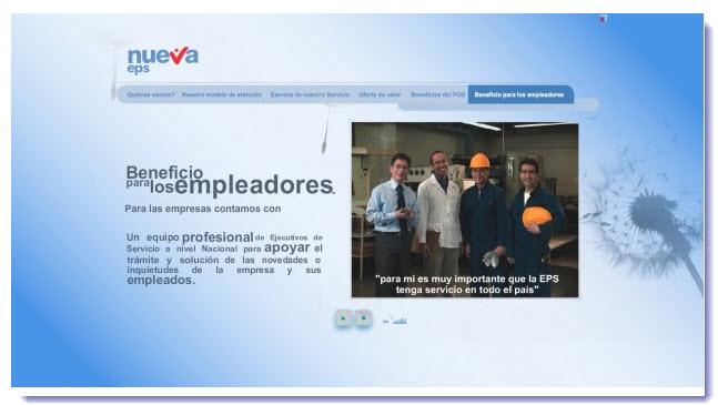 Teléfono Nueva EPS en Medellin