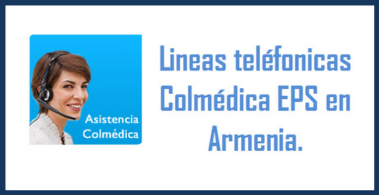 Teléfonos Colmedica EPS en Armenia