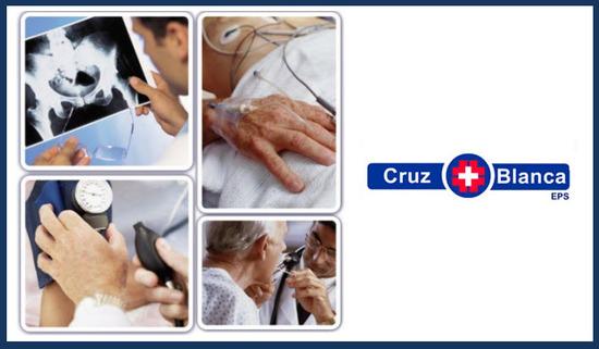 Teléfonos Cruz Blanca EPS en Bogotá