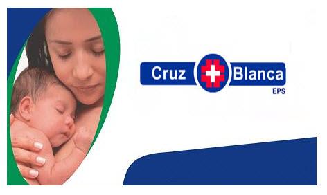 Teléfonos Cruz Blanca EPS en Medellin