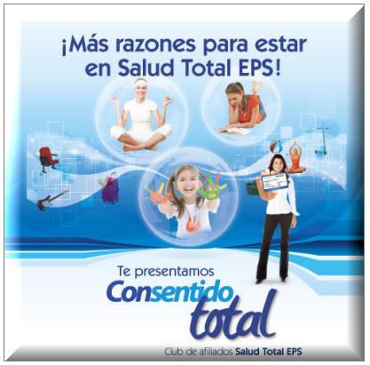 Teléfonos EPS Salud Total en Barranquilla