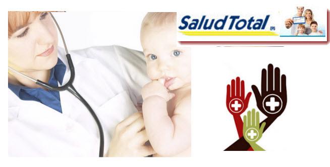 Teléfonos EPS Salud Total en Cúcuta Norte de Santander