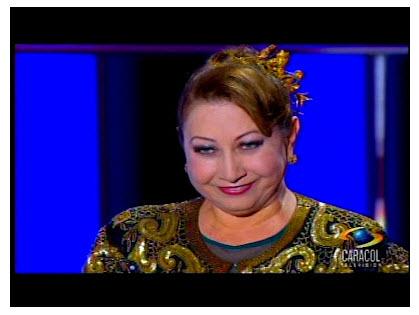 Participante Rocio Durcal, Yo me LLamo segunda temporada