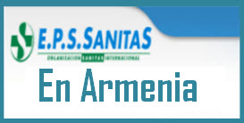 Direcciones y Teléfonos de las sucursales EPS Sanitas en Armenia.