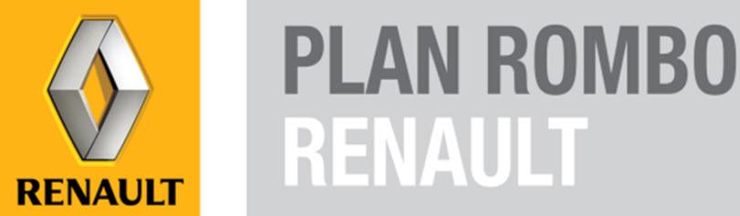 Plan rombo renault 2012