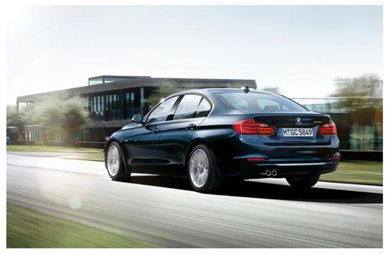 BMW Serie 3 Sedan 2012