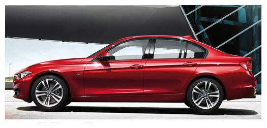 BMW Serie 3 Sedan linea sport