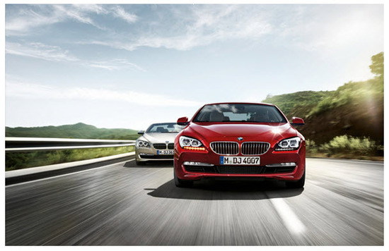 BMW Serie 6 Coupé 2012