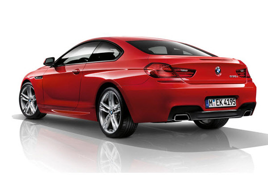 BMW serie 6 Coupe 2012