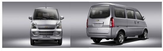 Chevrolet N300 Move 2012