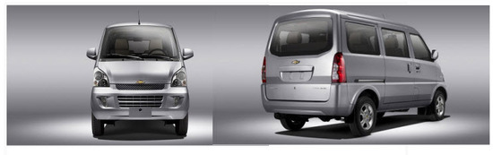 Chevrolet N300 Move 2012