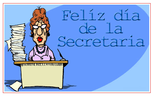 Dia de la Secretaria 2012