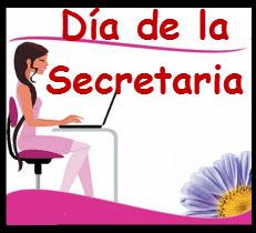 Día de la Secretaria 2012