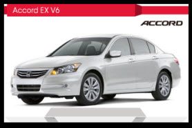 Honda Accord EX V6 2012